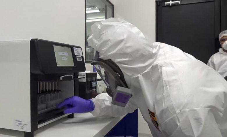 Robot agilizará el procesamiento de pruebas COVID en el Valle del Cauca