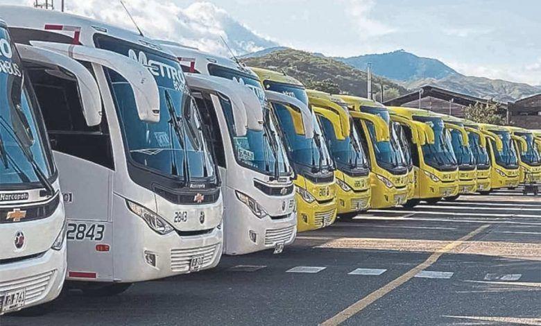 Preparan activación gradual del servicio de transporte terrestre