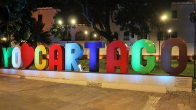 Suspenden hasta agosto el pago del alumbrado público en Cartago