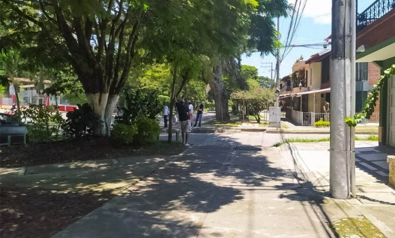 Intento de homicidio en la calle 10 de Cartago