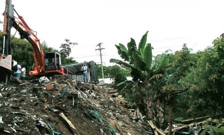 DIGER acompaña operativos de control ambiental en Dosquebradas