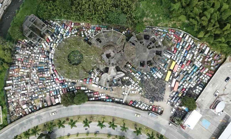 En Pereira inició proceso de desintegración de vehículos y motocicletas