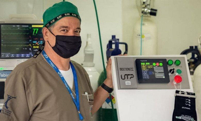 En Pereira construyen los respiradores artificiales más económicos del mercado