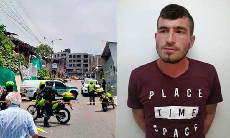 Fue abatido por la policía el asesino del exfuncionario de la alcaldía de Bolívar