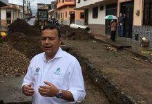 Acuavalle realizará obras en la red de alcantarillado en Sevilla