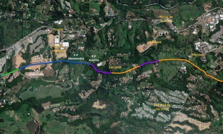 En Pereira analizan trazado de la nueva vía alterna a Cerritos