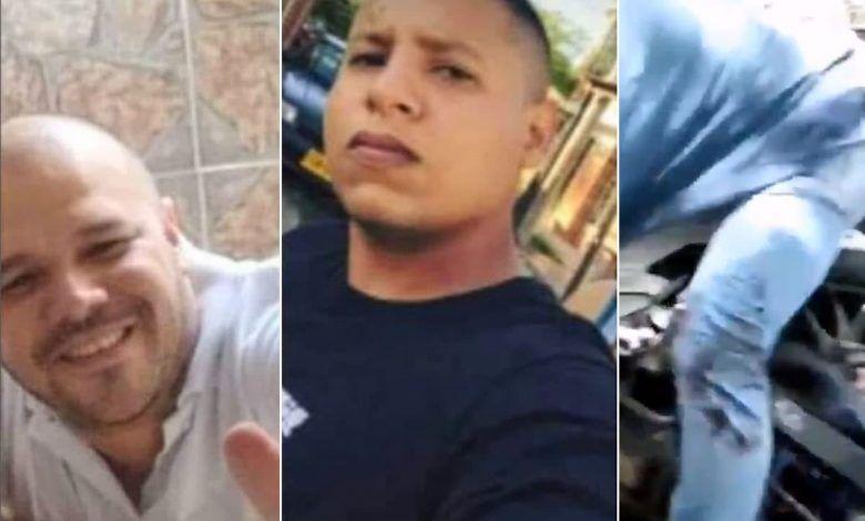 Asesinaron a dos hombres en La Unión