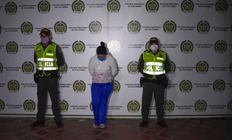 Capturada en Pereira una de las más buscadas en el Área Metropolitana