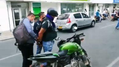 Gaula capturó en Tuluá a un hombre recibiendo dinero de extorsión