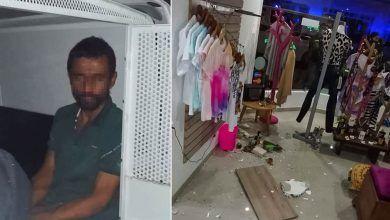 Lo capturaron infraganti robando en almacén de Cartago