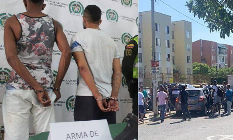Capturan a dos hombres por asesinato de dos mujeres en Cali