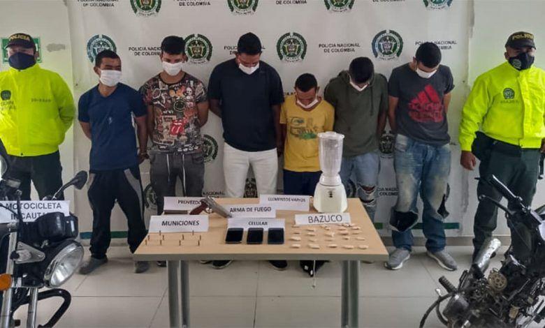 """Desarticulan banda delincuencial """"Los Gordos"""" de La Unión"""