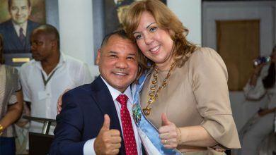 Clara Luz Roldán designa gobernador encargado del Valle para iniciar tratamiento