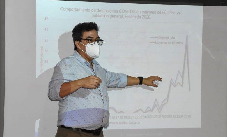 Recomendaciones de experto de la sala SAR para los risaraldenses por la pandemia