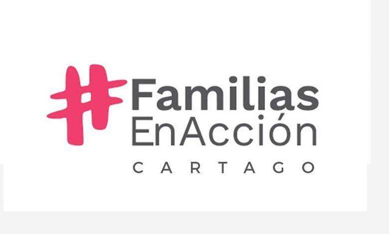 El cuarto incentivo de Familias en Acción en Cartago viene con pago extra
