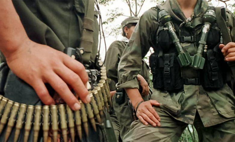 Alerta por presencia de grupos armados en varias ciudades del Eje Cafetero