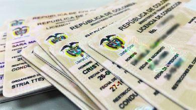 Más de dos mil licencias de conducción serán anuladas del RUNT