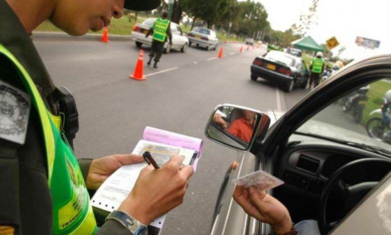 ¿Cómo consultar las multas en Colombia?