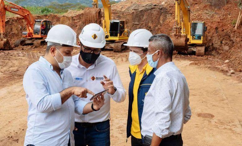 Gobierno de Pereira e Invías avanzan para habilitar la vía La Romelia – El pollo