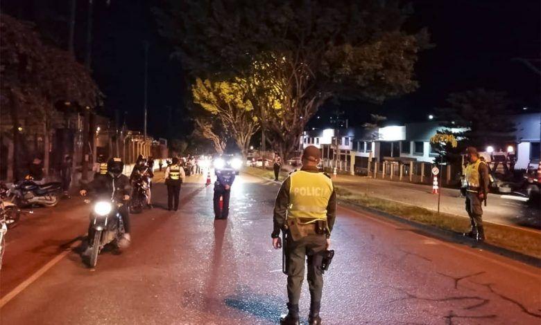 Piques de motos en la mira de las autoridades de Pereira