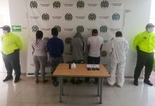 """Desarticulan banda criminal """"Los Blindados"""" por 19 homicidios en La Victoria y La Unión"""