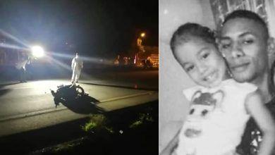 Padre e hija mueren en accidente en la vía Buga – Tuluá