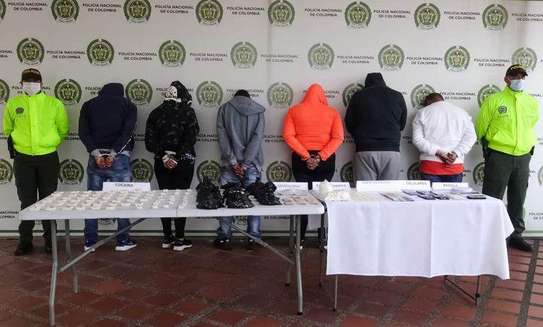 Desarticulan banda delincuencial 'Mega' que operaba en el área metropolitana
