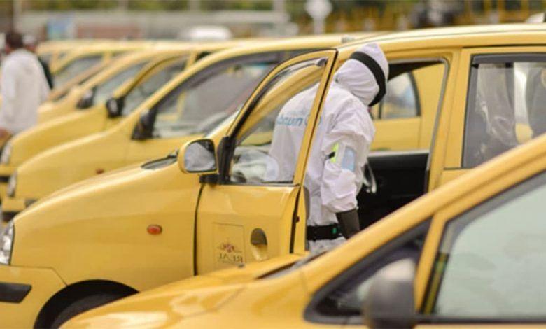 Taxis de Pereira serán desinfectados de manera gratuita