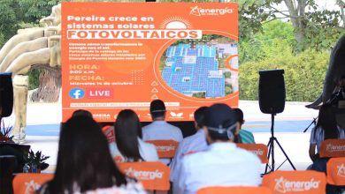 Enerpereira inauguró proyectos de energía solar fotovoltaica