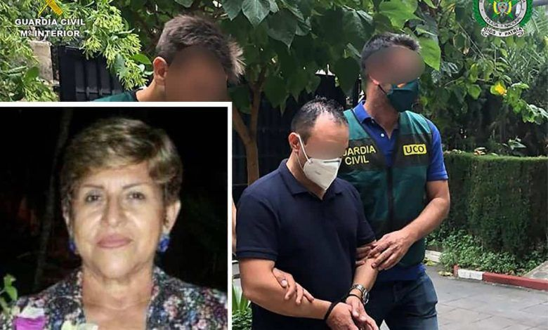 Ex policía fue capturado en España por el homicidio de una docente en Obando
