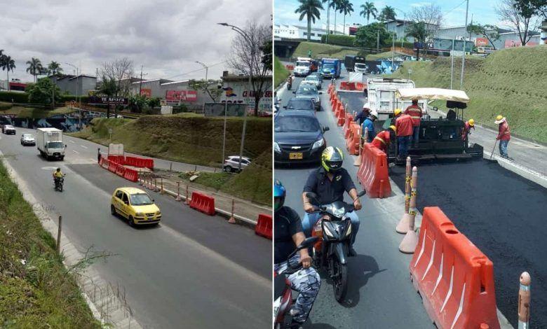Habilitan segunda calzada vehicular en la solución vial de La Popa