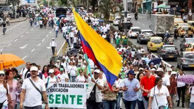 Aplicarán protocolo para protestas por movilizaciones en Valle del Cauca