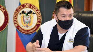 Secretario de Salud de Risaralda, es positivo para COVID