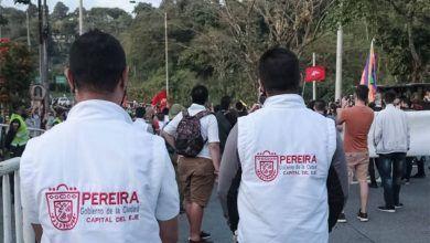 Autoridades de Pereira garantizarán la seguridad durante manifestaciones