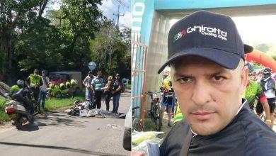 Falleció Yeovanni García en Cartago, organizador de travesías de ciclismo recreativo