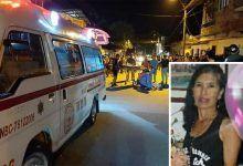 Falleció luego de ser arrollada por motociclista en Caicedonia
