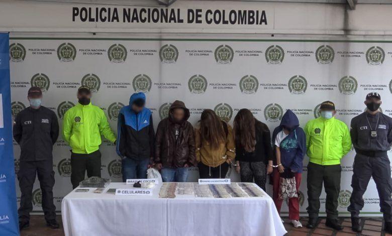 Desarticulada la banda criminal Némesis en el área metropolitana