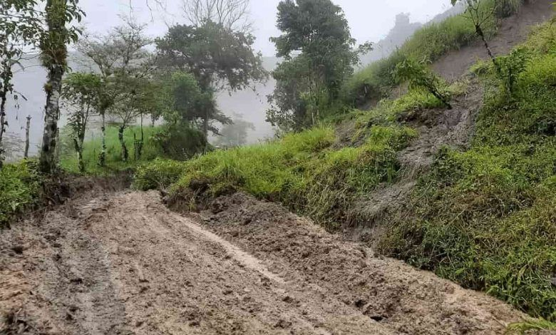 Varios de municipios de Risaralda afectados por lluvias
