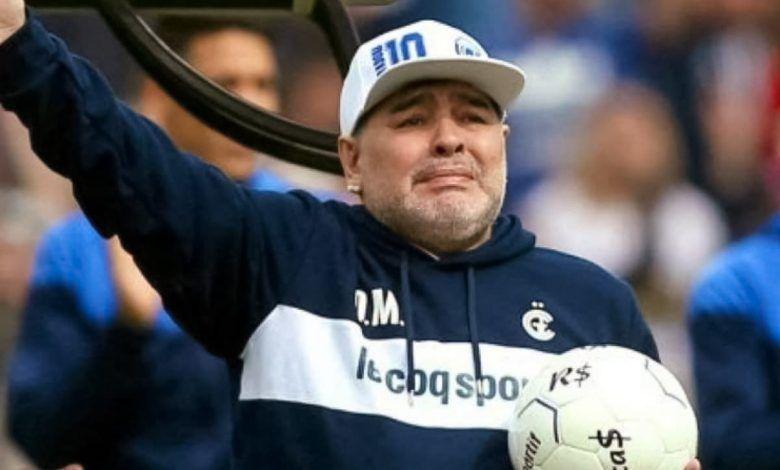 Murió el astro argentino Diego Armando Maradona