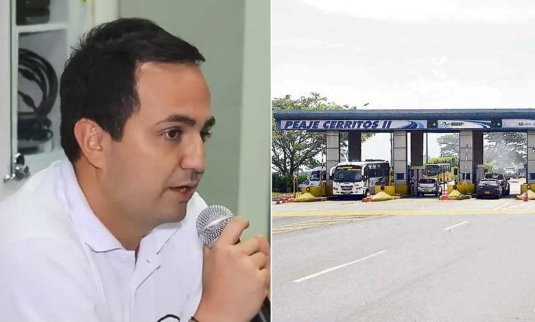 """""""No quiero venir a prometer nada que no se pueda hacer"""": Director de INVIAS en Cartago"""