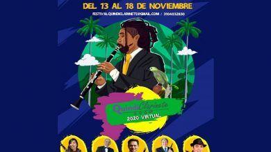 Artistas de 7 países, en el Festival QuindiClarinete 2020