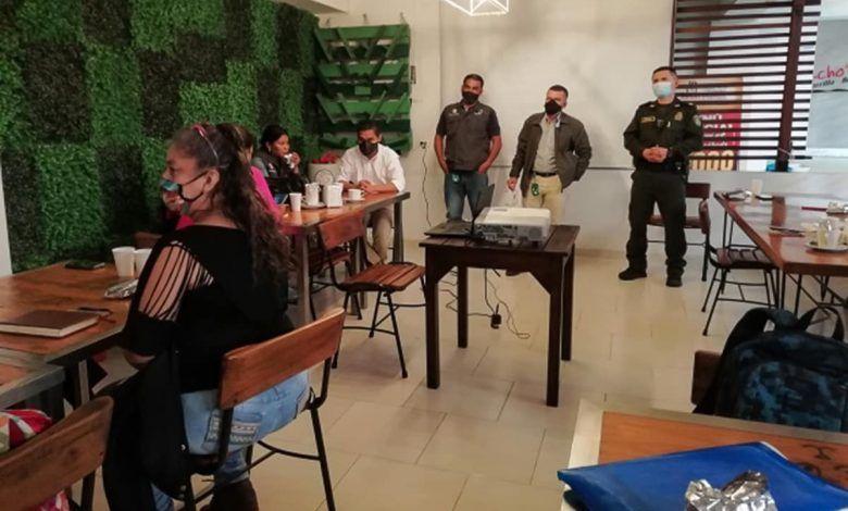 Destinarán una patrulla para el cuidado de víctimas y líderes sociales de Dosquebradas