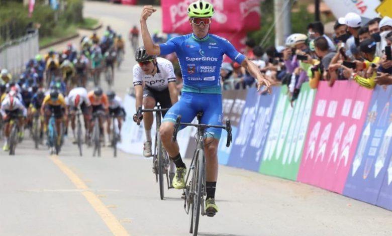 Arrancó la Vuelta a Colombia 2020