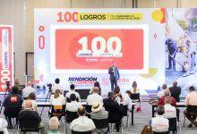 Alcalde Carlos Maya presentó los 100 logros más importantes de su gestión 2020