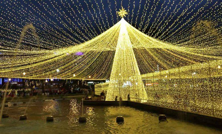 Este lunes, inauguran alumbrado navideño en Pereira