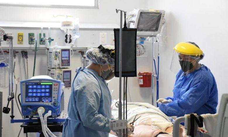 Alerta naranja en Red hospitalaria del Valle por aumento de ocupación de UCI