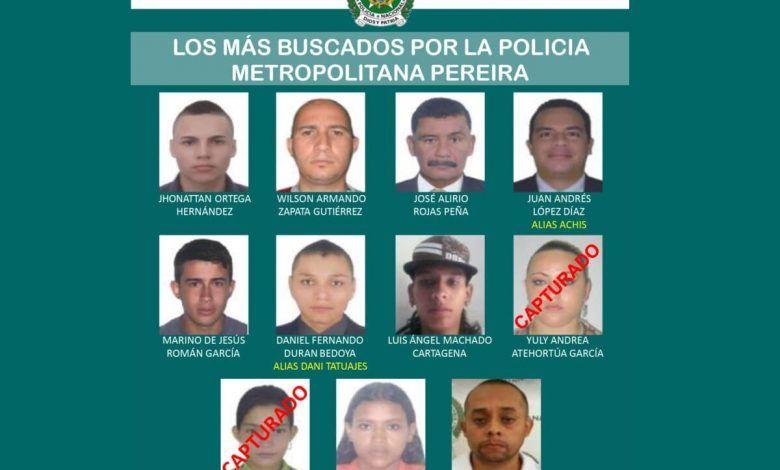 Cayó una de las delincuentes más buscadas del Área Metropolitana