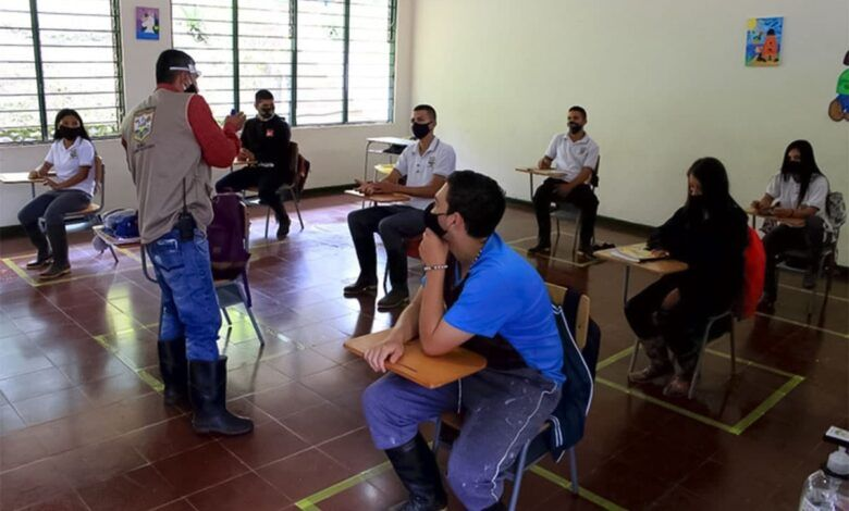 30 instituciones educativas del Valle del Cauca iniciarán el año lectivo 2021 en alternancia