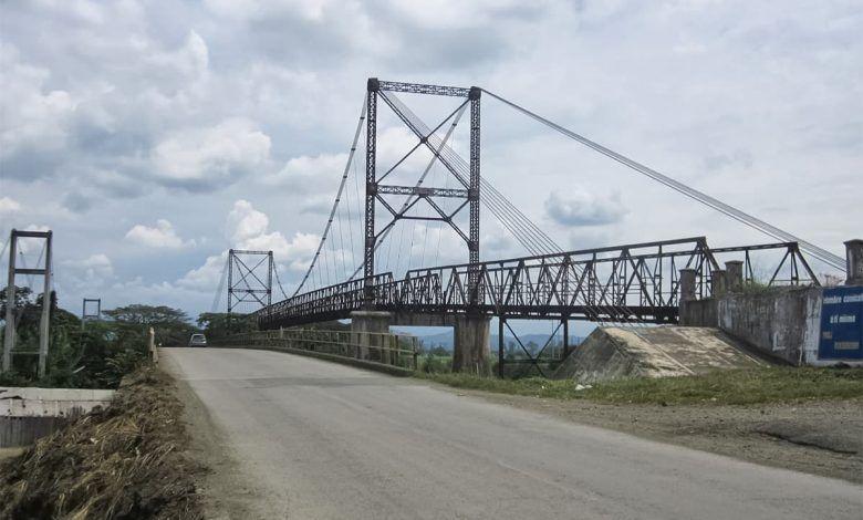 Obras de rehabilitación del puente 'Guayabal' entre Zarzal y Roldanillo inician en abril