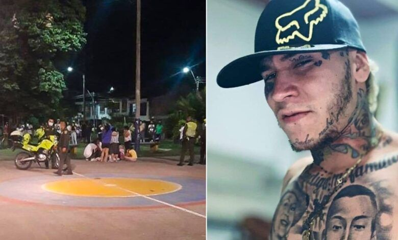 Asesinaron a 'Minimí' en el barrio Villa del Sol de Cartago